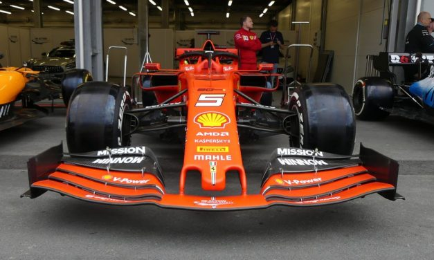 """Ferrarijeve nadogradnje """"jasan korak naprijed"""" u zračnom tunelu—Vettel"""