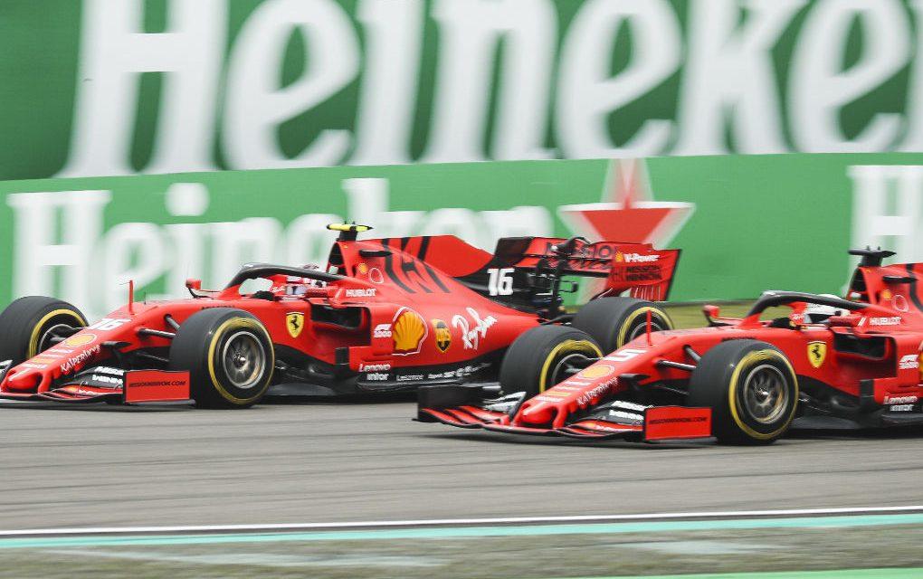 Ferrari: Timskim naredbama nismo davali prednost Vettelu