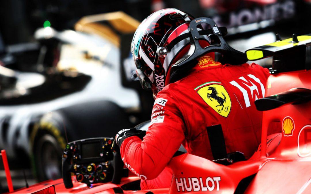 Leclerc ne razmišlja da li će biti slijedeća velika zvijezda Formule 1