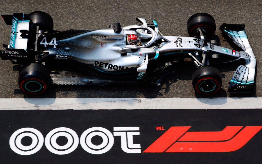 Brundle: Hamilton može imati 100 pobjeda i 7 naslova