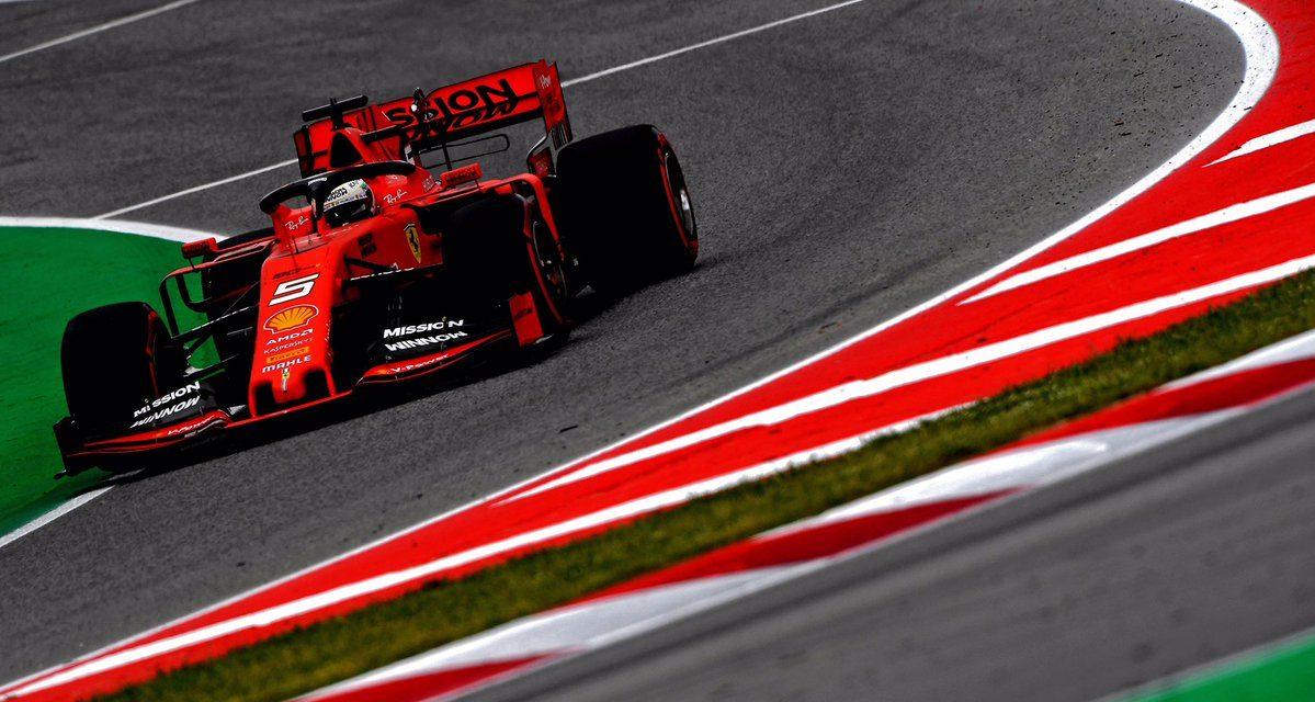 Vettel nada da će im se 'hrabar' setup isplatiti u utrci