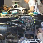Hidraulika na Hamiltonovom bolidu nije bila 100% identična kao verzija zamijenjena prije utrke