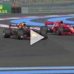 Dvoboj Raikkonena i Ricciarda za 3. mjesto na VN Francuske 2018.