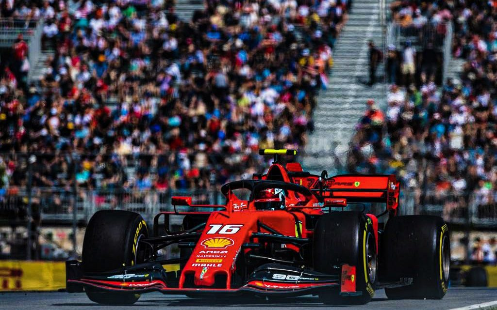 Rosberg: Leclerc bi pobijedio Vettela