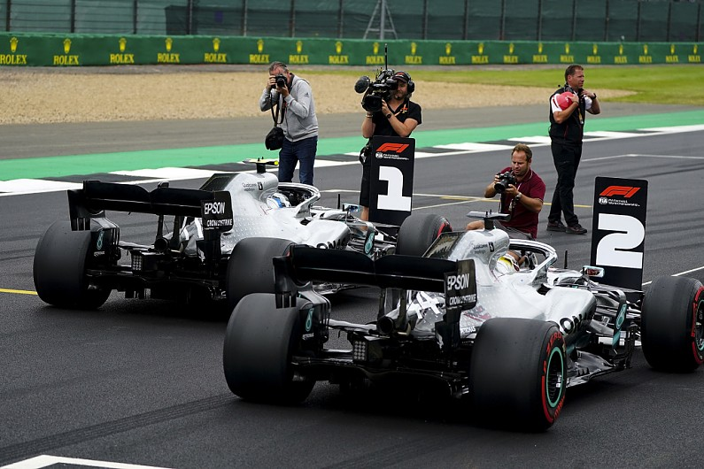 Wolff iznenađen Mercedesovim 1-2 u kvalifikacijama na Silverstoneu