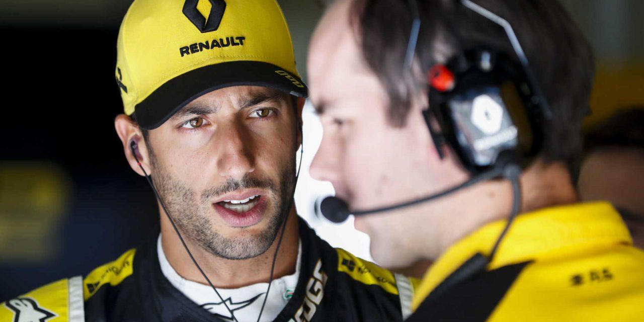 Ricciardo sumnja da Renault ima temeljnih problema sa bolidom