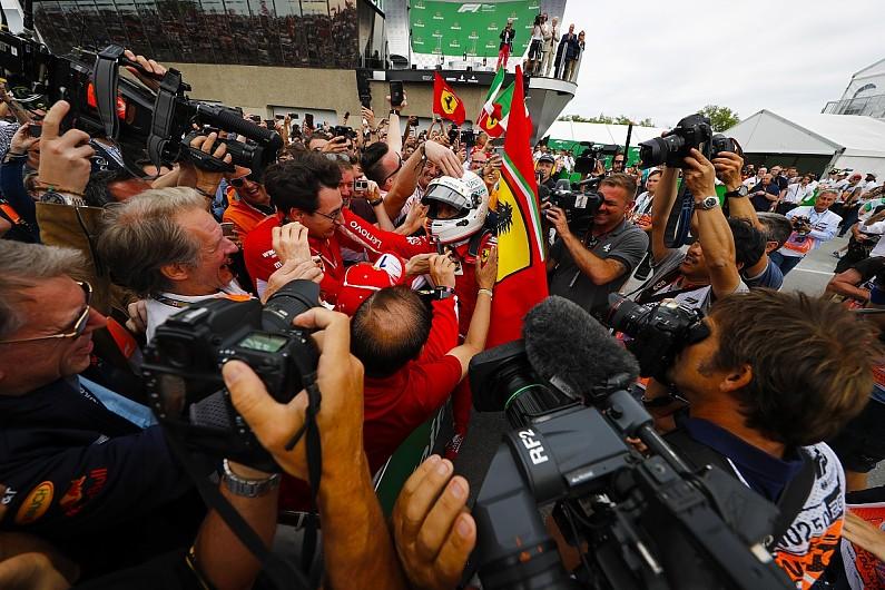 Binotto: Vettel mi je jako važan i shvata svoju ulogu u izgradnji tima