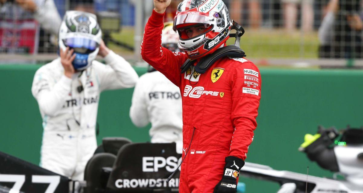 Leclerc: Nismo očekivali da ćemo biti ovako blizu Mercedesu