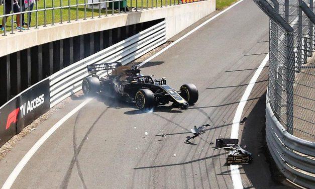Haas negirao glasine da će Ocon zamijeniti Grosjeana na Hockenheimu