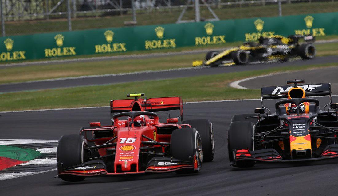 Verstappen: Leclerc i ja ne bismo bili poput Hamiltona i Rosberga