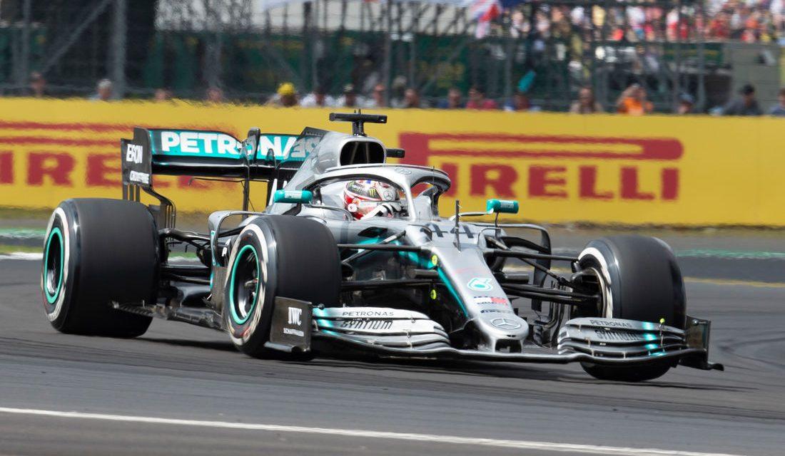 Hamilton: Na predsezonskim testiranjima smo bili jako nervozni zbog Ferrarijeve brzine