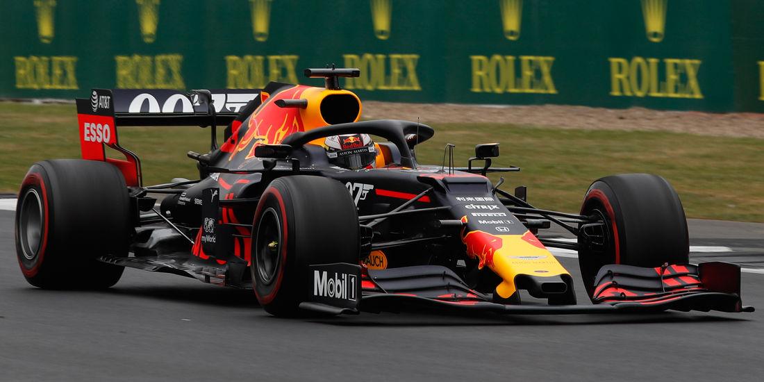 Verstappena problem s turbom koštao borbe za pole