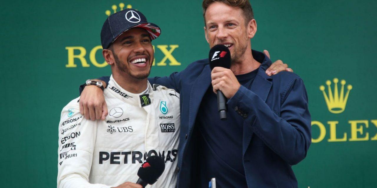 Button: Hamilton bi mogao osvojiti 10 naslova ako ostane u Mercedesu