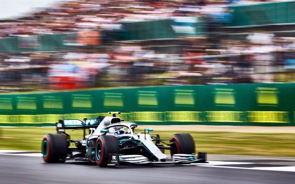 Valtteri Bottas osvaja pole position VN Britanije
