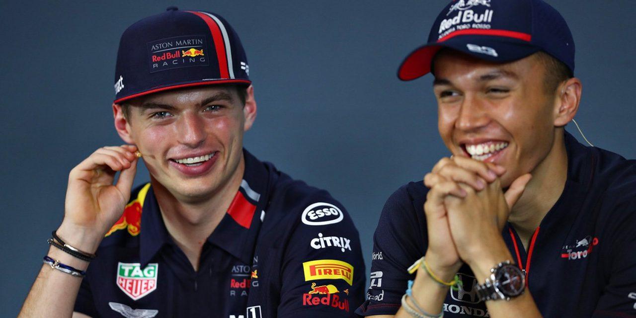 Albon: Promocija u Red Bull 'nestvarna'