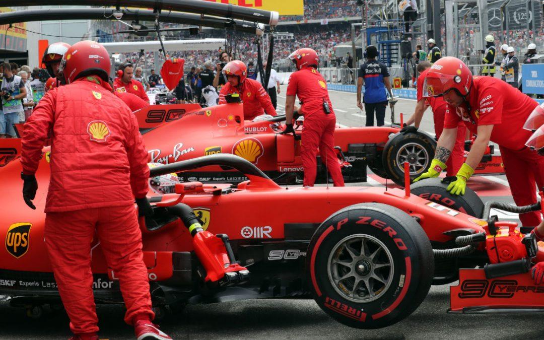 """Ferrari 2020. želi """"više downforcea"""" uz """"sličnu razinu efikasnosti"""" kao SF90"""