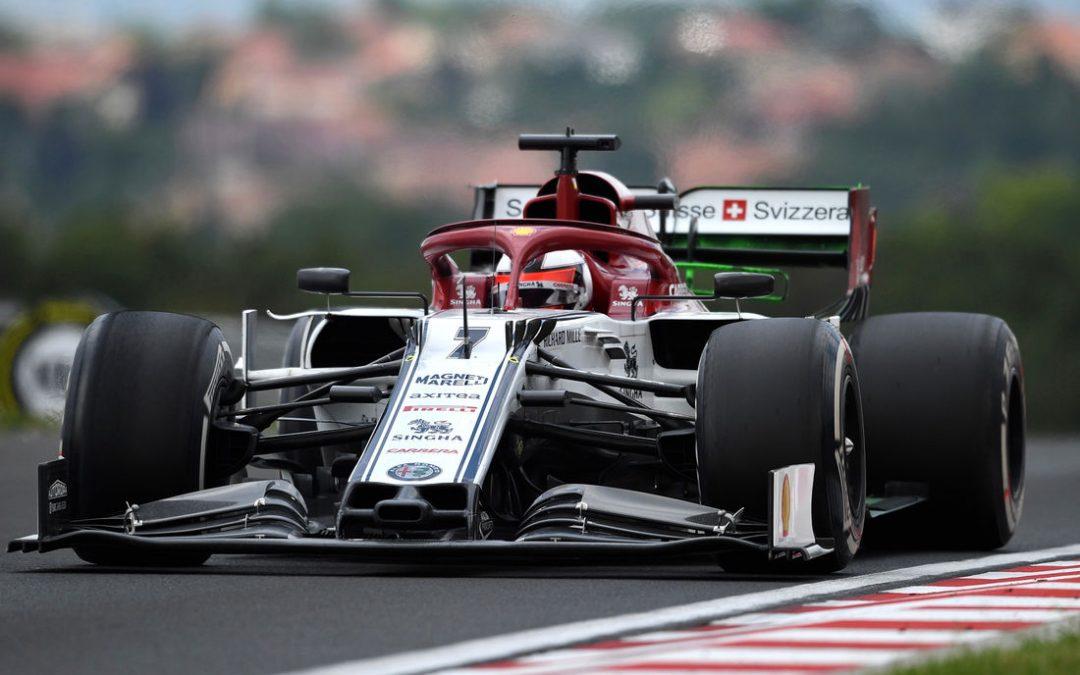 """""""Kimi je i dalje jedan od najbržih""""—Alfa impresionirana Raikkonenom"""