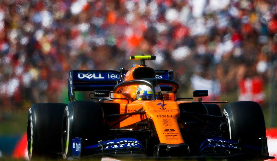 Norris iznenađen svojim i McLarenovim razvojem ove sezone