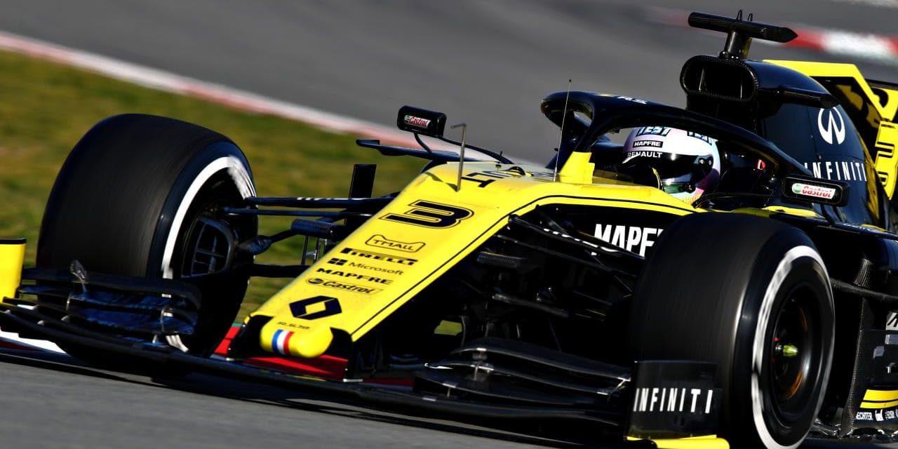 Ricciardo: Moramo praviti 'veće korake naprijed' ako se 2020. želi boriti za postolja