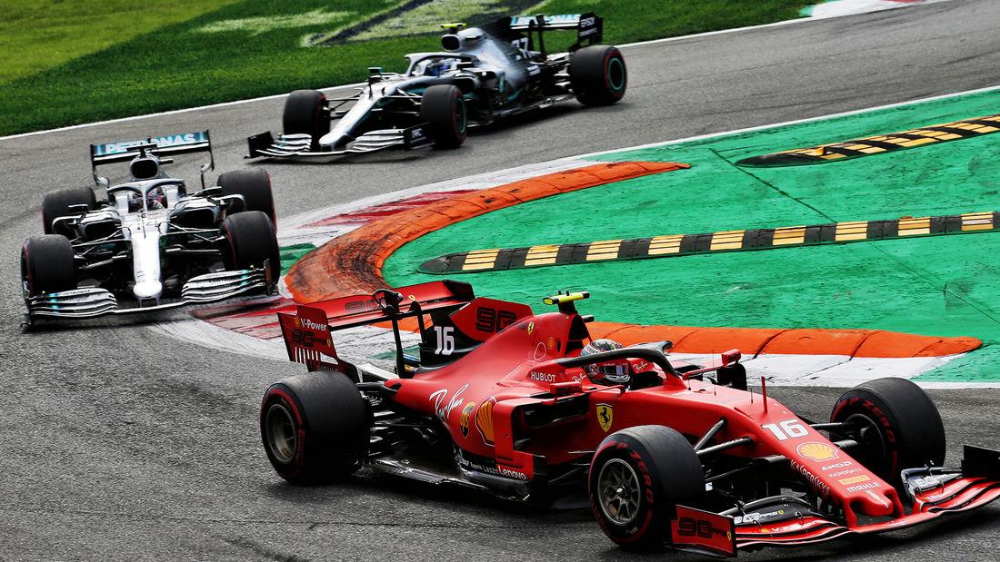 Mercedes: Hamilton je koristio maksimalnu snagu motora u borbi sa Leclercom, ali nije bilo dovoljno