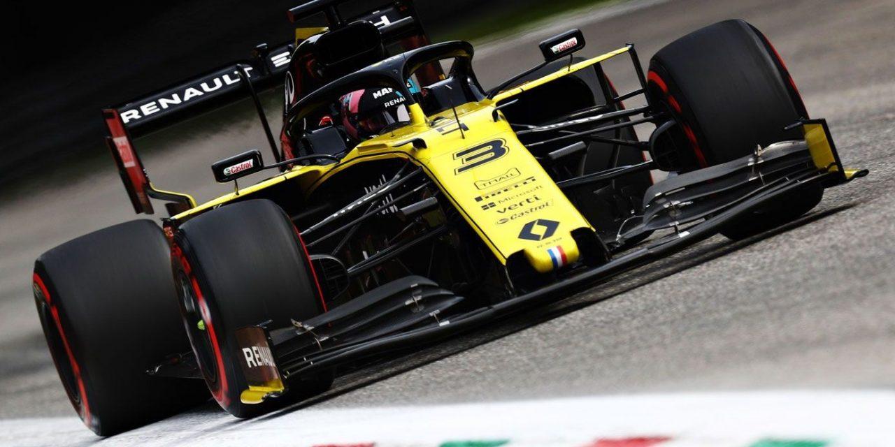 Ricciardo hvali Renaultov 'poseban' napredak sa motorom
