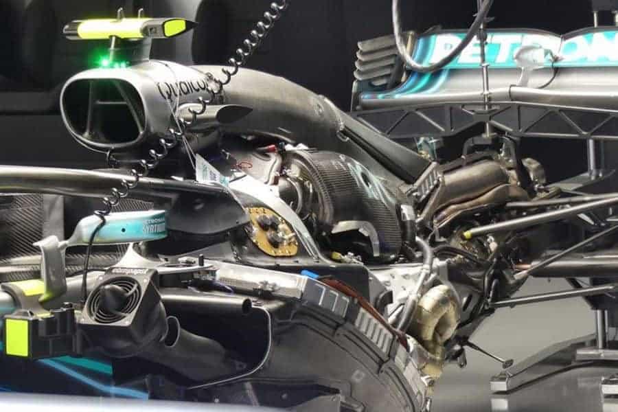 Hamilton: 2019. nije bila sjajna godina za naš razvoj motora