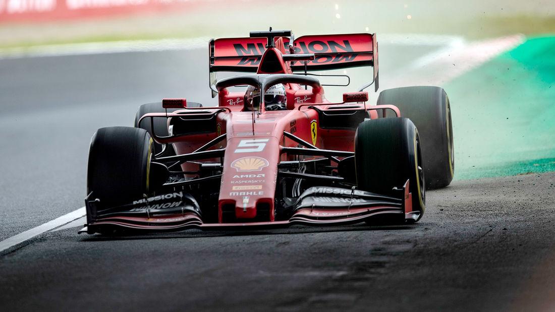 Vettel: Mercedes je koristio jače režima motora od nas na treninzima