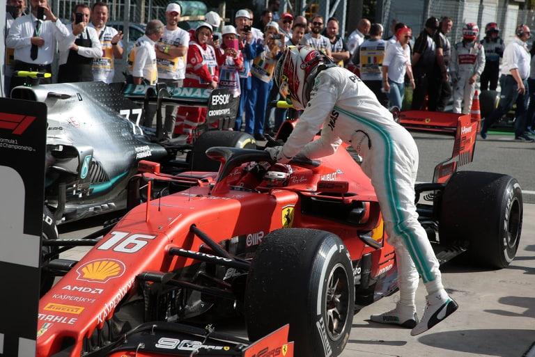 """Hamilton o Ferrariju: """"Ne sumnjam da bih i tamo mogao promijeniti neke stvari na bolje"""""""