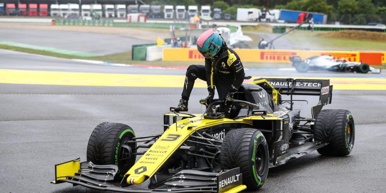 Auto Bild: Renault bi krajem godine mogao otići iz F1