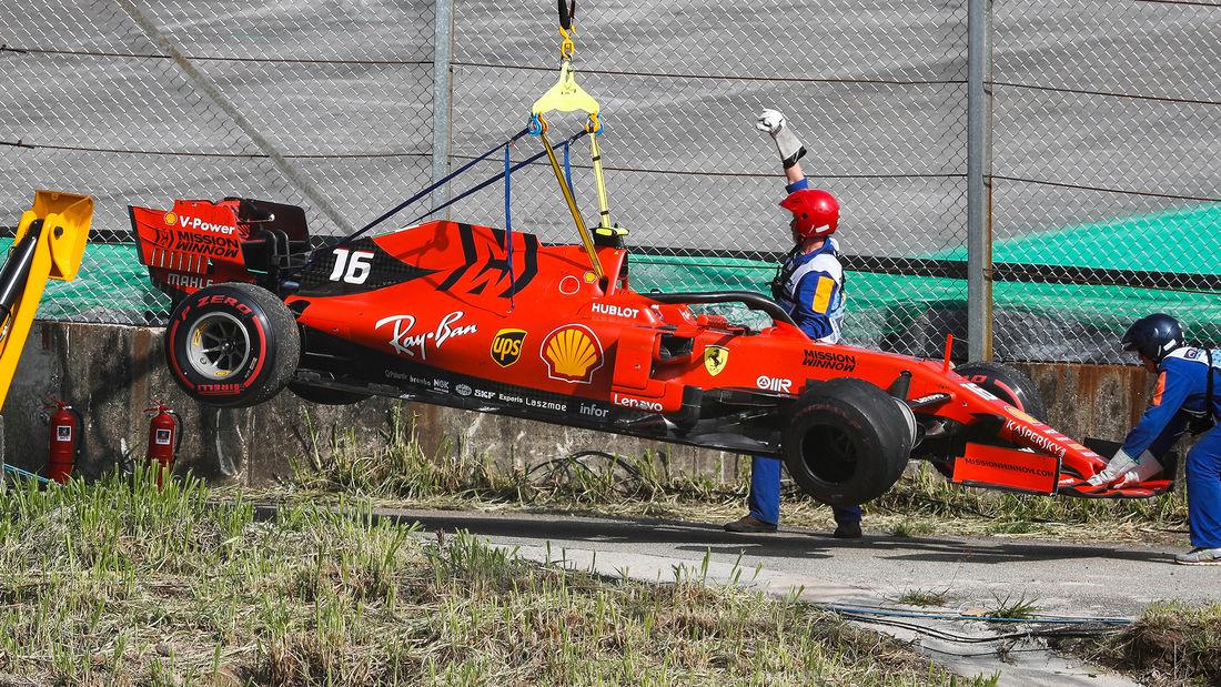 Binotto: Ferrari je imao 'sreće' sa tajmingom sudara Vettela i Leclerca