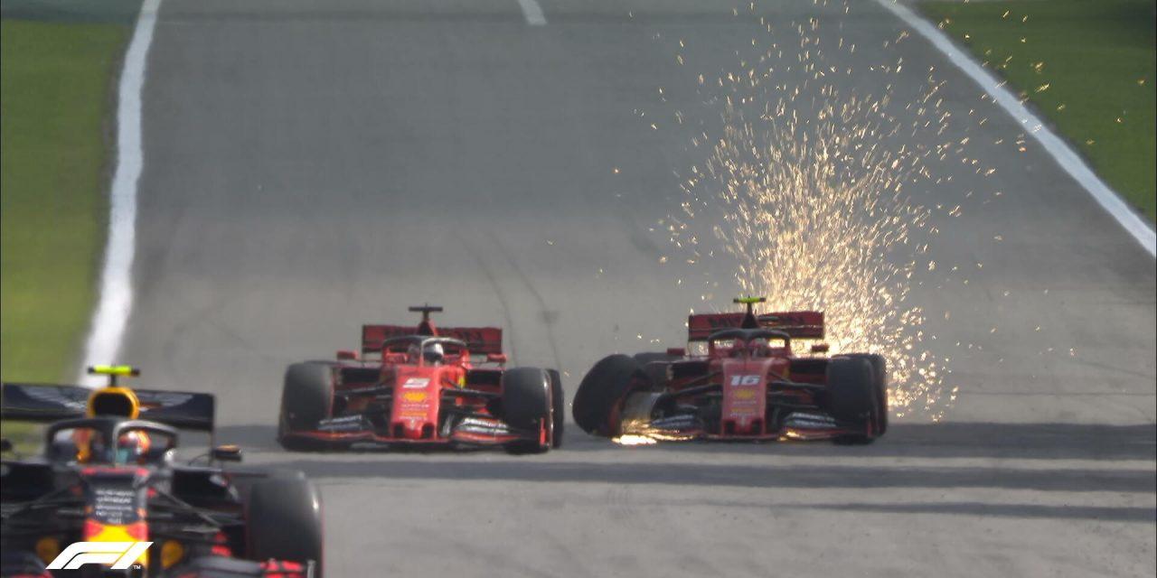 """Leclerc: """"Više se neće ponoviti incident sa Vettelom"""""""