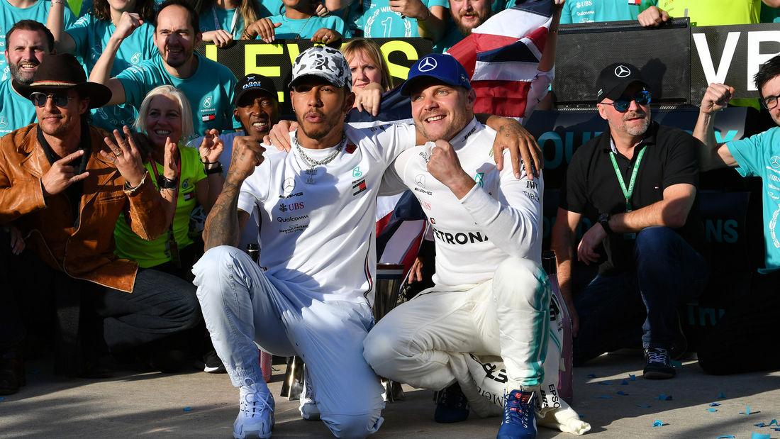 Hamilton: Bottas je imao sve moje podatke, zato je ovo bila najteža sezona