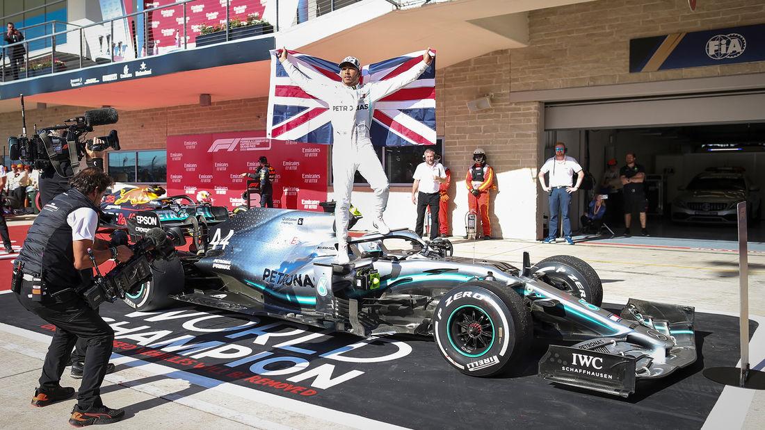 Jordan: Hamilton je već nadmašio Schumachera