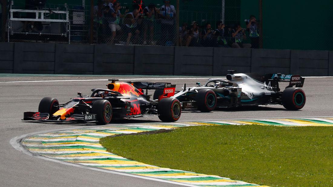 Verstappen: Borbe sa Hamiltonom uvijek donose veće zadovoljstvo