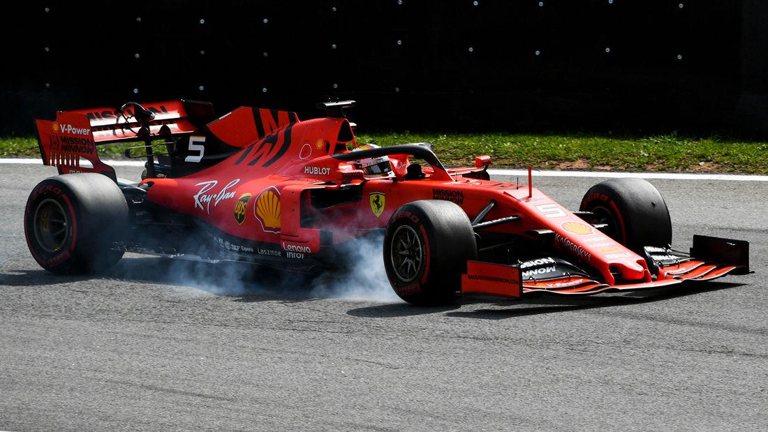"""Binotto o Vettelovim problemima: """"Nije imao osjećaj sa bolidom"""""""