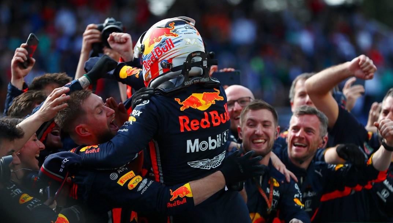 Verstappen: Red Bullova strategija 'sačuvala' pobjedu u Brazilu