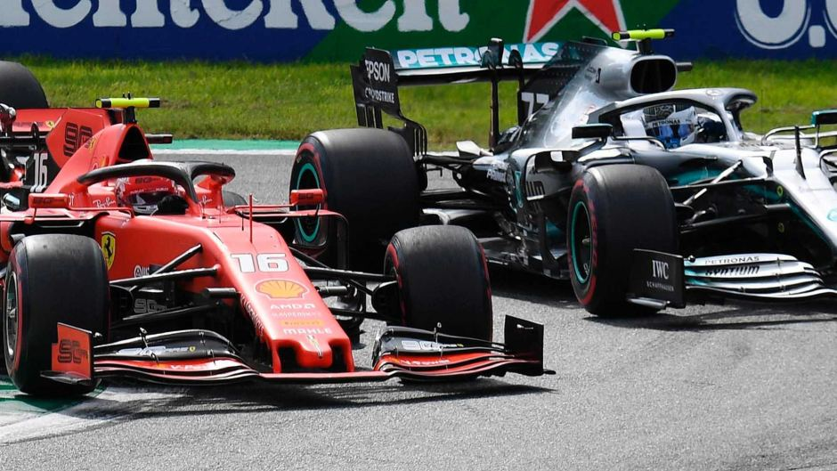 Leclerc pozdravlja Hamiltonov mogući dolazak u Ferrari 2021.