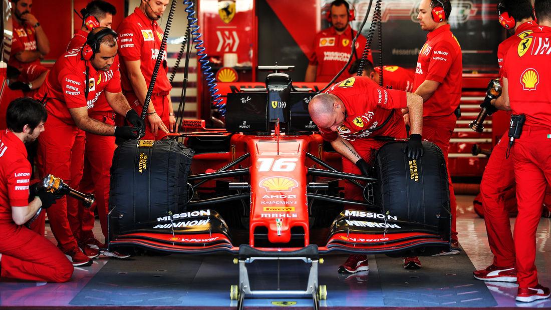 Binotto: Izgubili smo od Mercedesa čim smo dizajnirali ovaj bolid