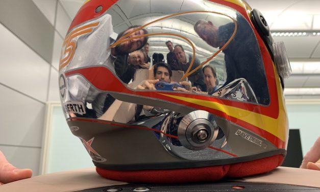 Sainz odradio namještanje sjedala za 2020.