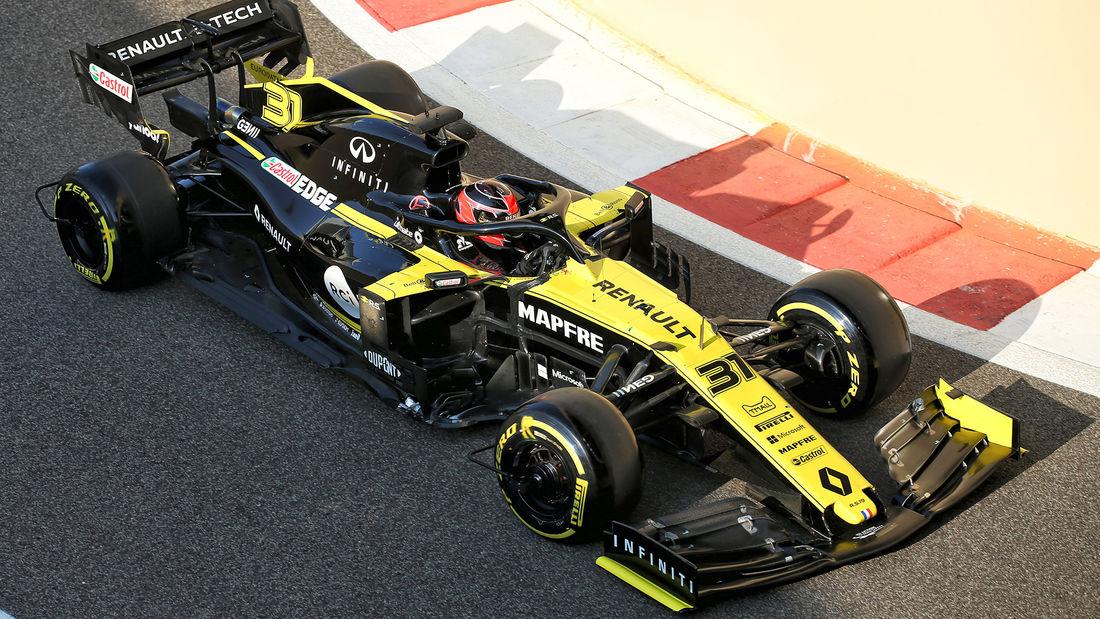 Ocon: Sjajno je vratiti se u bolid Formule 1