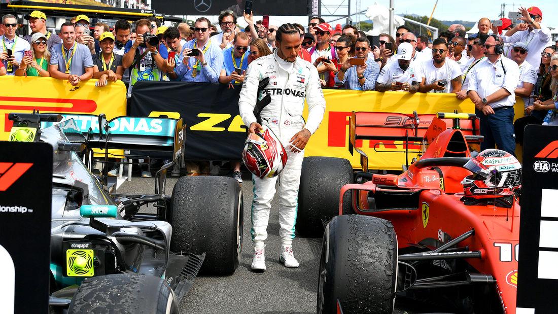 """Wolff: Postoji """"25%"""" šansi da će Hamilton preći u Ferrari"""