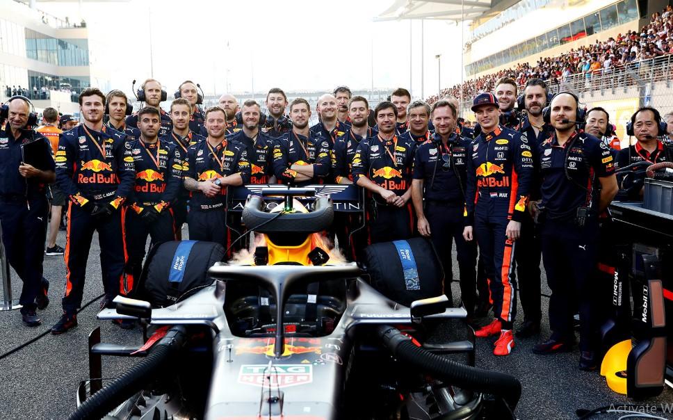 Honda zahvaljuje partnerima i fanovima nakon 'ohrabrujuće' godine