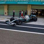 Russel kompletirao Pirellijev test 18-inčnih guma