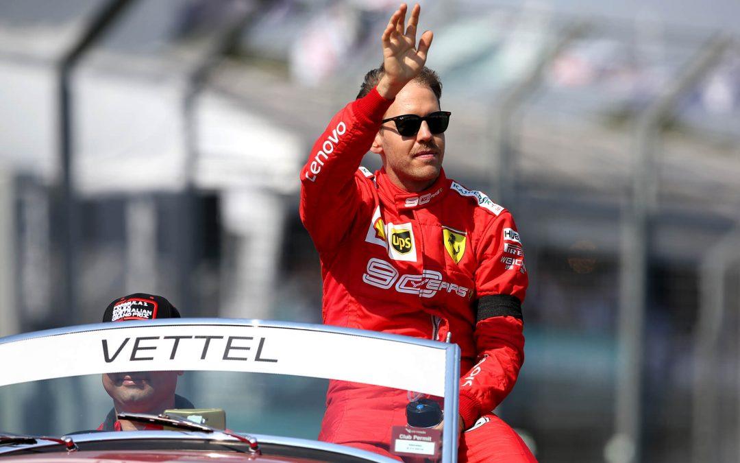 Vettel: Lewis je već Ferrarijev vozač-ima nekoliko Ferrarija u garaži