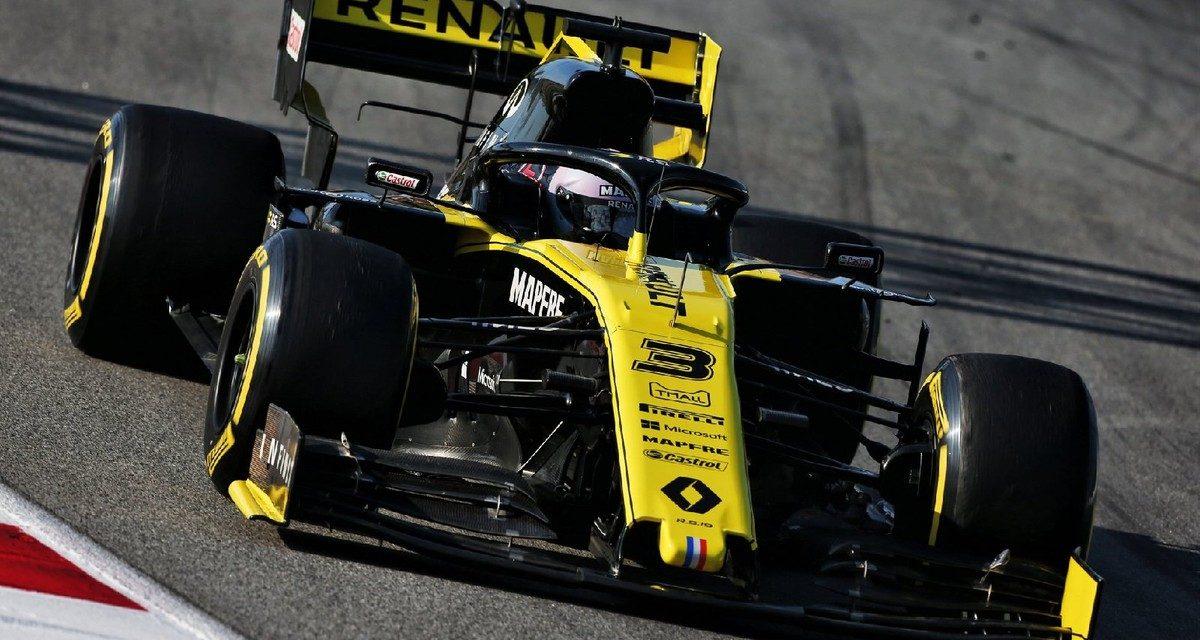 """Ricciardo: """"Još uvijek pronalazim finese neophodne za okršaje u sredini poretka"""""""