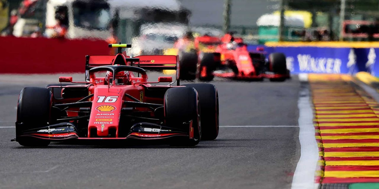Leclerc: Vettel je u utrci jači od mene