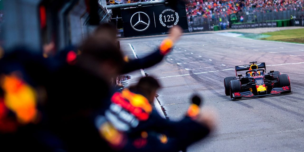 Verstappen: Red Bull želi ponovo dominirati Formulom 1