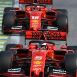 Berger: Vettel je pokazao da može pobijediti Leclerca