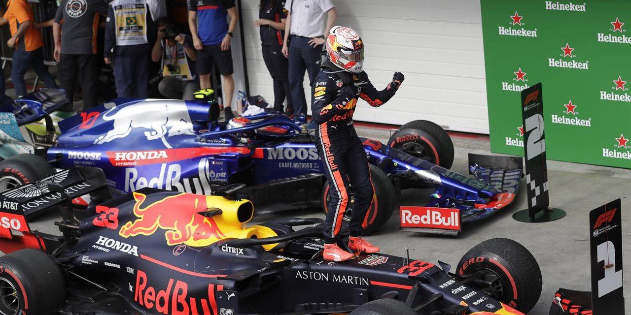 Honda podržava Verstappenov cilj – postolje na svakoj utrci