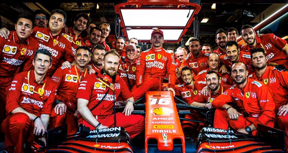 Leclerc smatra da će mu druga godina u Ferrariju biti lakša